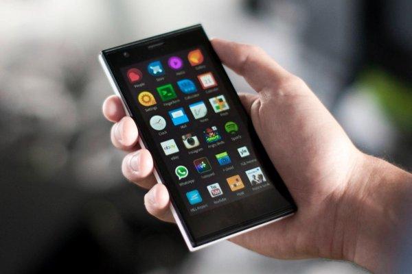 В России могу появится смартфоны на отечественной операционной системе