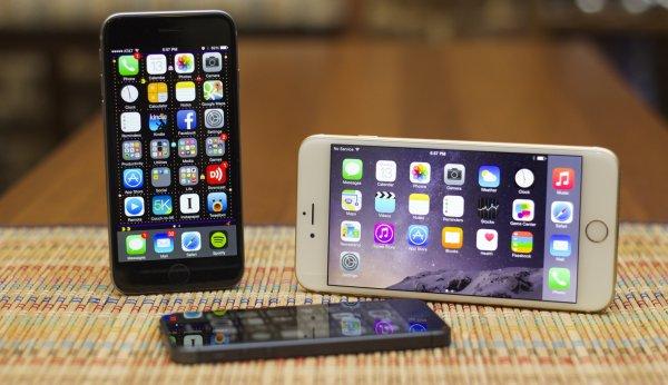 В России резко упали цены на iPhone 6s