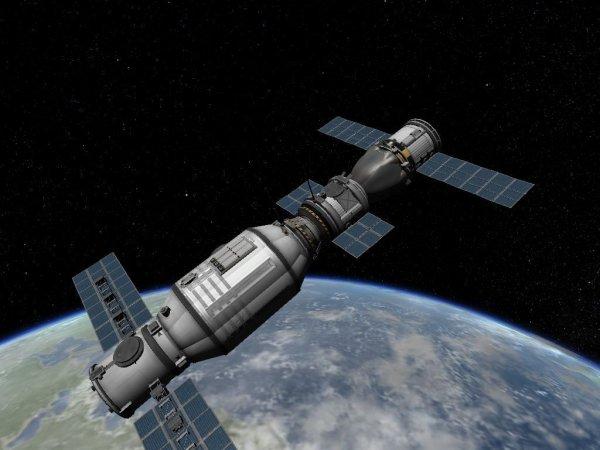 Китайская орбитальная станция может упасть в любом месте Земли