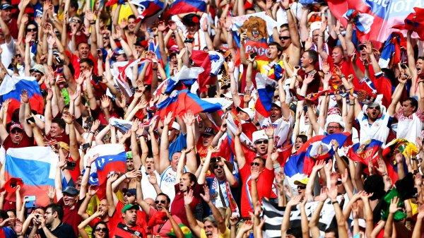 Для российских болельщиков подготовлен отдельный проход на стадион в Марселе