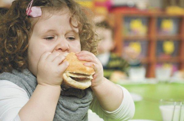 Ученые: экономический кризис ведет к ожирению среди детей