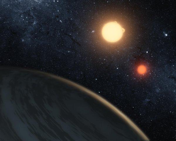 Ученые обнаружили крупныйший «Татуин» в созвездии Лебедя