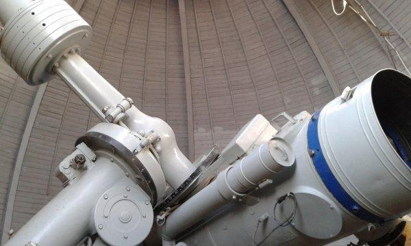 В России запустили телескоп для обнаружения опасных астероидов