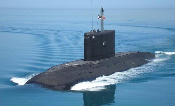 Индии построит подводные лодки по российским технологиям