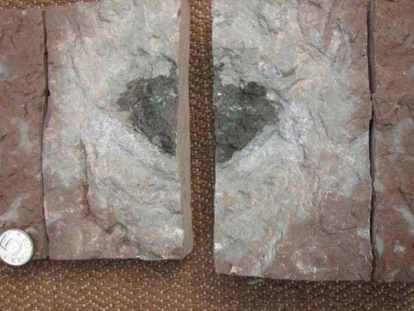 В Швеции в каменоломне нашли неизвестный метеорит