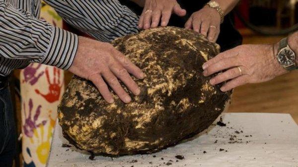 В Ирландии найден кусок масла, которому 2 000 лет