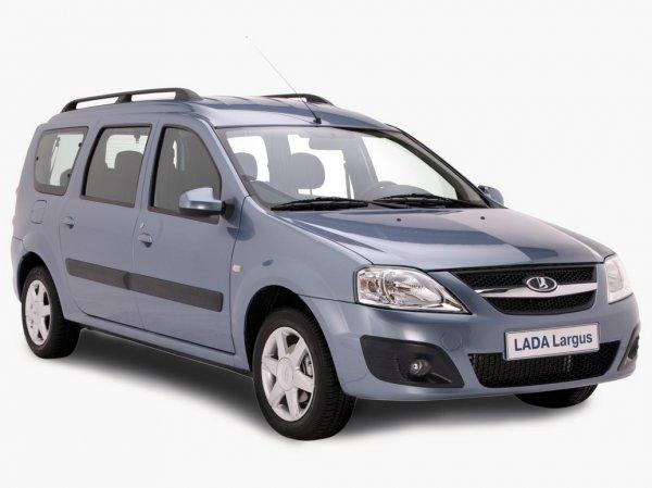 «АвтоВАЗ» отзывает в России 7,5 тысяч автомобилей Lada Largus