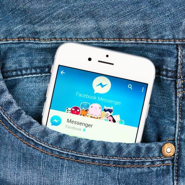 Facebook добавила в свой Messenger на Android функцию SMS