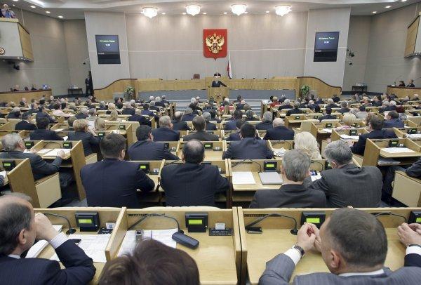 Госдума РФ приняла законопроект «О налоге на Google»