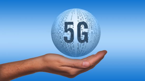 "В Петербурге ""Мегафон"" представил передачу данных формата 5G"