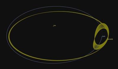 Астрономам удалось обнаружить новый спутник Земли