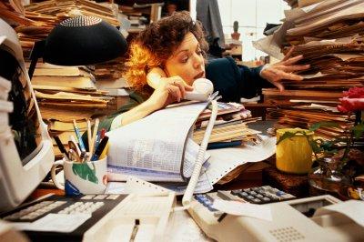 Ученые: Беспорядок на рабочем месте ухудшает умственную деятельность