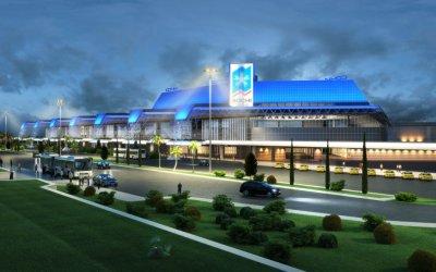 Аэропорт Сочи установил рекорд по ежесуточному приему пассажиров