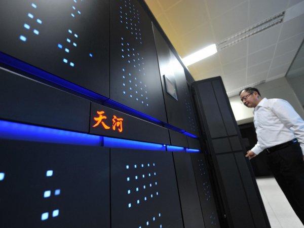 Китайцы создали самый быстрый в мире «суверенный» суперкомпьютер