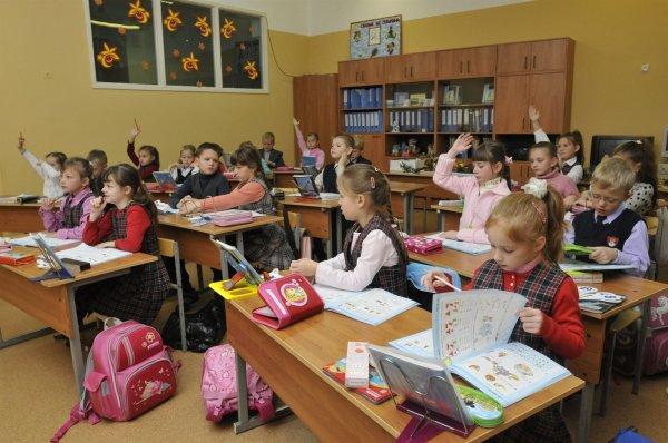 До конца 2016 года в Москве построят более 50 школ и детсадов