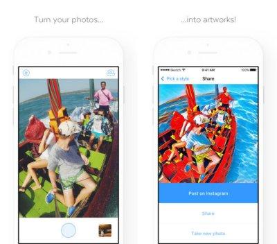 Компания Mail.Ru Group стала инвестором приложения Prisma