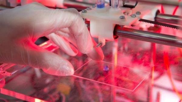 Созданы новые био-чернила для 3D-печати стволовых клеток
