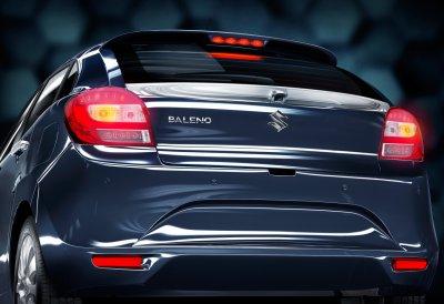 Suzuki готовится выпустить в серию спорт версию хэтчбека Baleno
