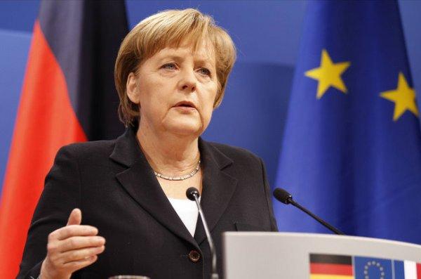 Меркель надеется, что Великобритания останется в ЕС