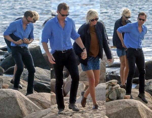 СМИ: Тейлор Свифт изменяла бывшему парню с Томом Хиддлстоном