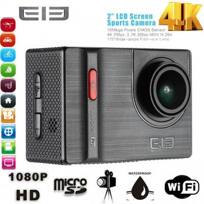 Камера EleCam Explorer Elite будет снимать в формате 4 K