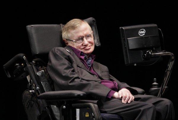 Хокинг назвал обнаружение ускоренного расширения Вселенной самым удивительным открытием
