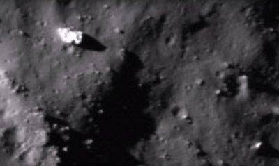 Космические исследователи обнаружили на обратной стороне Луны инопланетную базу