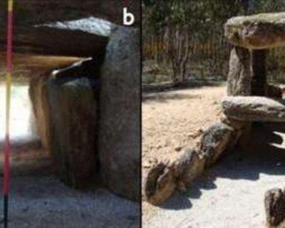 Ученые: Древние могилы использовали в качестве телескопов
