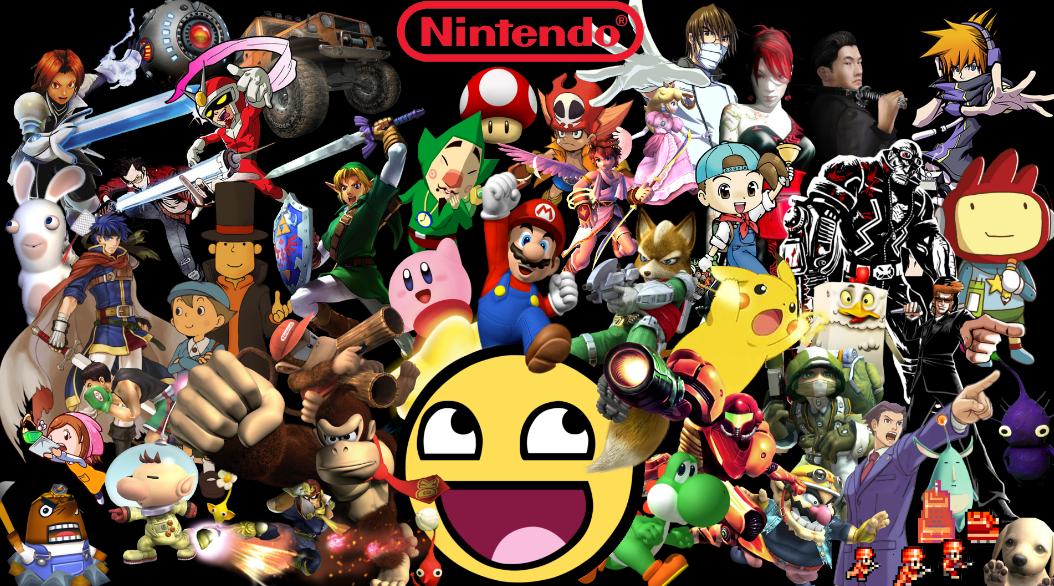 картинка много разных игр объем работ