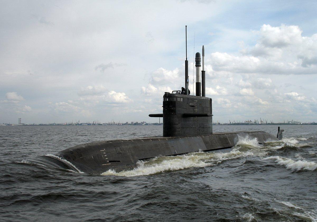 возможности российских подводных лодок