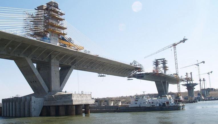 Gradnja krimskih mostov video