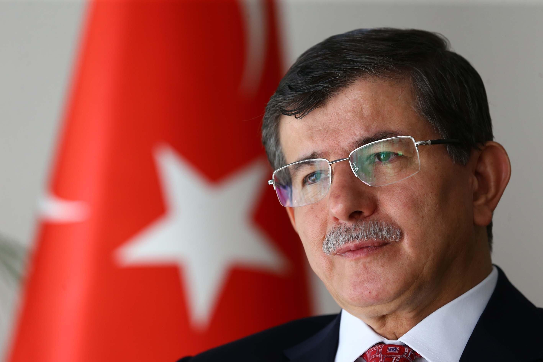 Премьер министр турции ахмет давутоглу фото