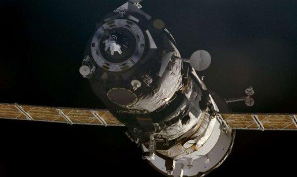 При стыковке грузовика «Прогресс МС» к МКС произошел сбой двигателей