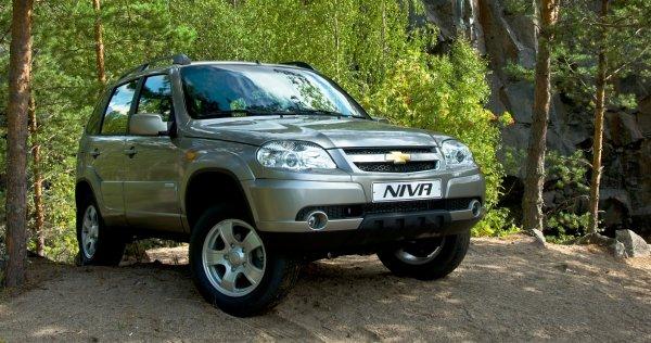 «GM-АвтоВАЗ» выпустил почти 17 тысяч внедорожников Chevrolet NIVA