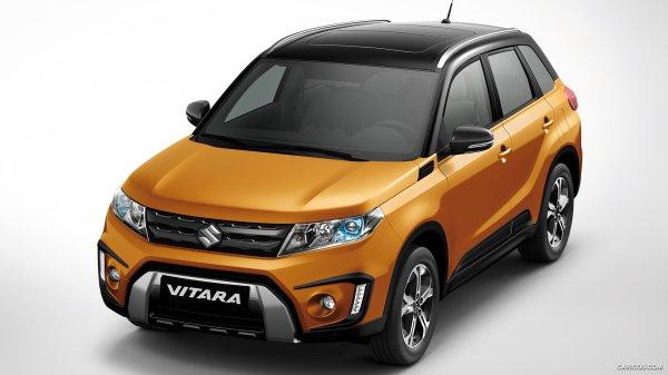 Suzuki Vitara обеспечил выживаемость марки в России