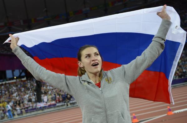 ИААФ отстранила от соревнований российскую прыгунью в высоту Чичерову