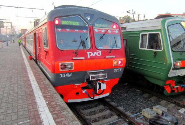 Собянин: Московские электрички стали более комфортными