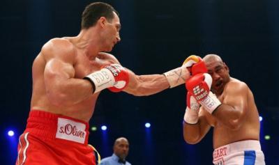 Известна новая дата боя-реванша между Кличко и Фьюри