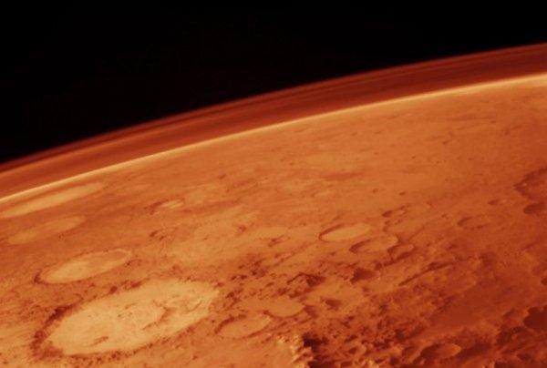 Песчаные дюны на Марсе разъяснили историю атмосферы планеты