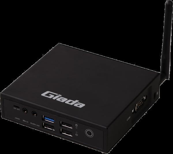 Giada презентовала неттоп F210U на платформе Intel Cherry Trail