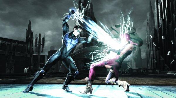Игра Injustice 2 получит множество DLC-обновлений
