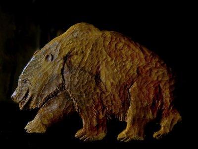 Ученые: Печерные медведи могли исчезнуть из-за того, что были вегетерианцами