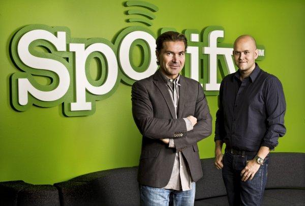 Музыкальный сервис Spotify планирует вернуться на рынок России