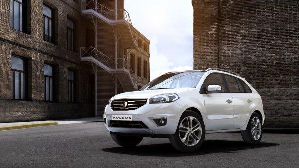 В России завершились продажи Renault Megane и Koleos