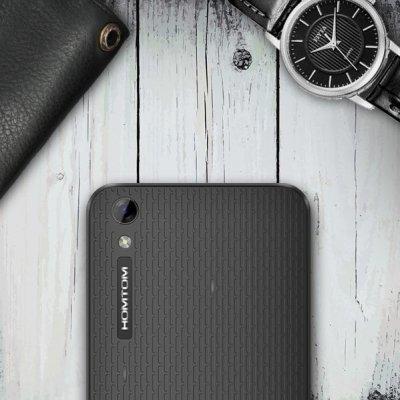 Homtom анонсировала бюджетный смартфон HT16