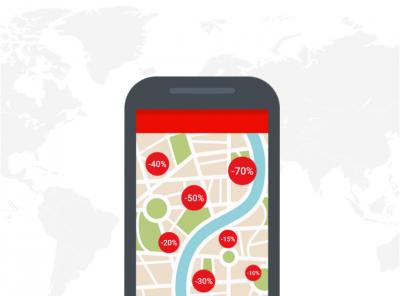 В РФ запущено мобильное приложение-агрегатор скидок