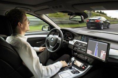 В России построят дороги для автомобилей-беспилотников