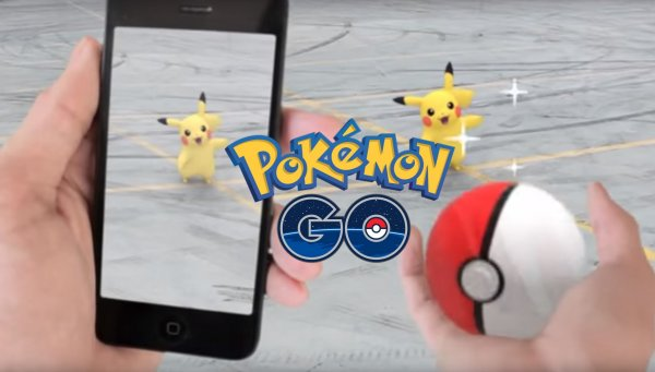Игра Pokemon Go выпущена на Android и iOS