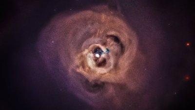 Ученые показали снимки с взорвавшегося японского телескопа Hitomi