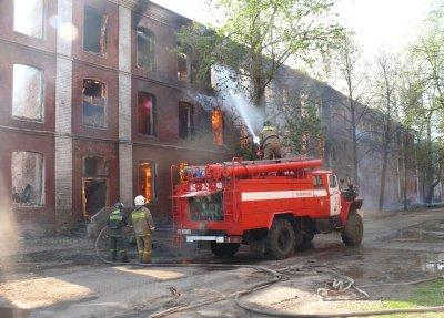На западе Москвы в пожаре погиб один человек